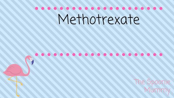 Methotrexate contraception