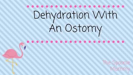Dehydration With An Ostomy