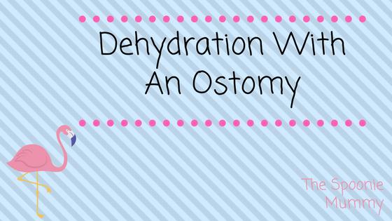 Dehydration With AnOstomy