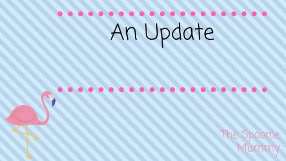 An Update…