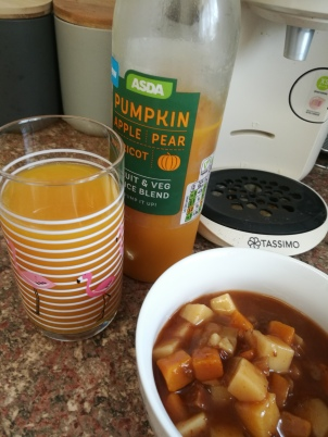 FFF - Asda Fruit and Veg Juice