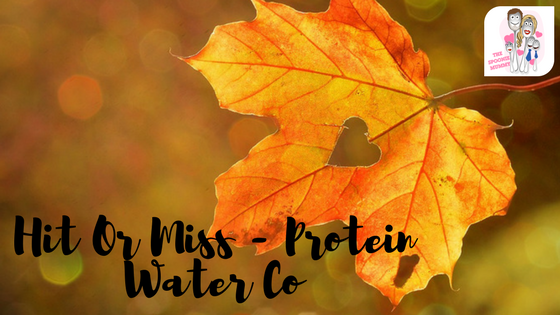 The Spoonie Mummy Reviews – Protein Water Co