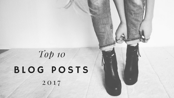 Top 10 Blog Posts2017