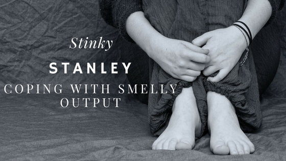 Stinky Stanley – Coping With Smelly Output