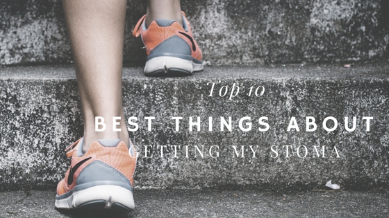 Top 10 Best Things About Getting My Stoma