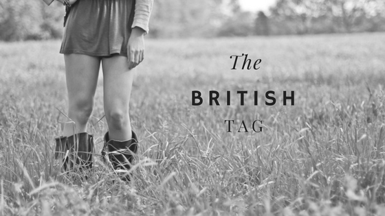 The British Tag