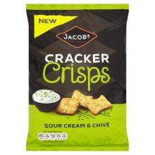 Jacobs Cracker Crisps