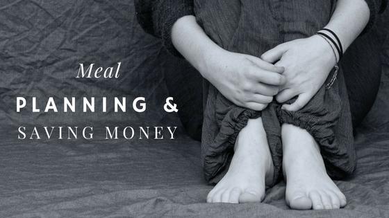 Meal Planning & SavingMoney