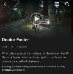 Doctor Foster (Netflix)