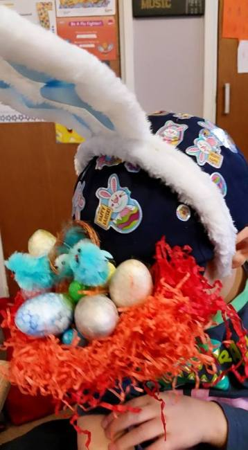 Easter Bonnet 2