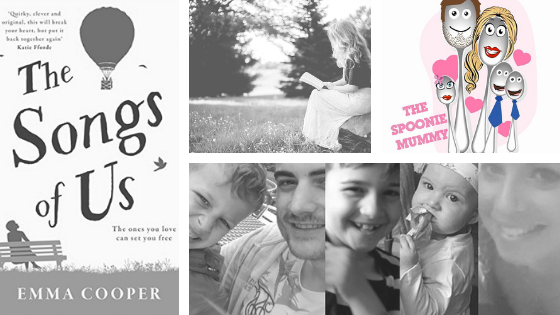 Blog Tour Book Review – The Songs OfUs