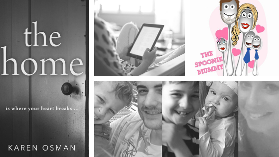 Blog Tour Book Review – TheHome