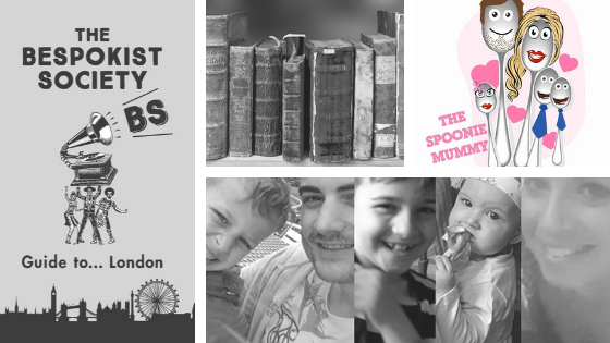 Blog Tour Book Review – The Bespokist Society Guide To…London