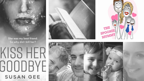 Blog Tour Book Review – Kiss Her Goodbye