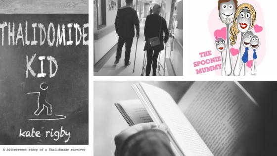Blog Tour Book Review – Thalidomide Kid