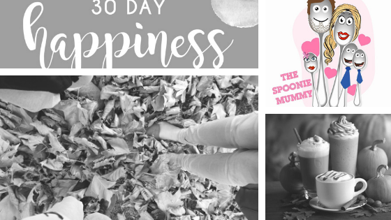 November – The Happiness Challenge