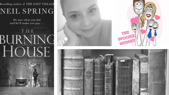 Blog Tour Book Review – The BurningHouse