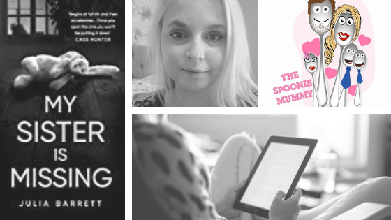 Blog Tour Book Review – My Sister IsMissing