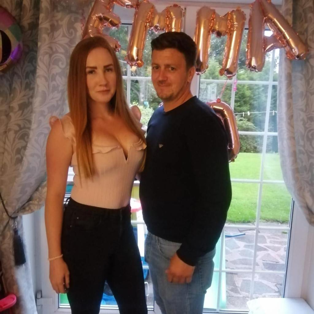 Lee and Emma met on an IBD support group and now live together